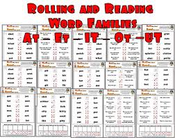 Our interactive online phonics resources will help significantly advance your child's reading and writing skills. Roll And Read Short Vowels 15 Leveled Phonics Activities Editable Making English Fun