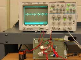 ecg measurement system figure 9 the ecg circuits