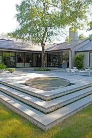 39 Best Dalles Sur Gravier Et Terrasse B Ton Images On Pinterest Modele Decoration Terrasse Beton