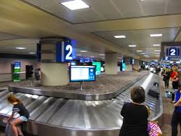 baggage claim airport. Plain Claim Southwest Airlines Baggage Claim Area At PHX T4 With Airport E