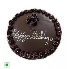 Order Birthday Dark Chocolate Cake Online At Best Price With Free