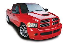 02-08 Dodge Ram SRT10 Hood Cervini's