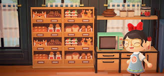 Brewster's coffee shop in new leaf. 15 Bakery Design Ideas For Animal Crossing New Horizons Fandomspot