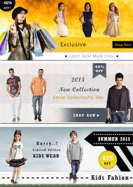 Fashion Banner Free Fashion Banner Template