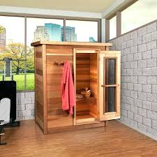 s diy home sauna room