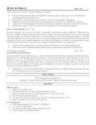 Mechanic Sample Resume Aircraft Mechanic Sample Resume Maintenance