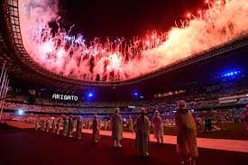 Tokyo's closing ceremony ends pandemic Olympics | Japan News