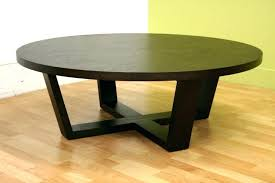 big round coffee table large round coffee table in ideas of big wood decor glass tables