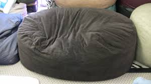 purple bean bag chair target serene grey cover design comfort