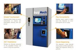 Medical Vending Machine Cool InstyMeds Pharmaceutical Vending Machines