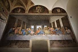 Leonardo da vinci drawings hold many mysteries, even 500 years after they were first sketched. The Last Supper Leonardo Wikipedia