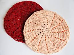 Crochet Beret Pattern Unique Simple Beret Crochet Pattern Crochet Pinterest Berets Crochet