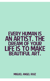 Famous Artist Quotes