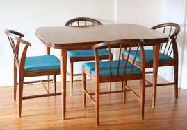 mid century modern round dining table decorate ideas plus charming new mid century dining chairs scheme