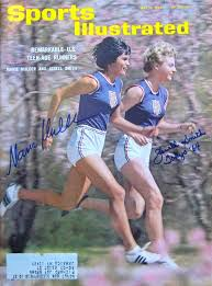 Marie Mulder & Janell Smith USA TRACK autographed Sports Illustrated  magazine 5/10/65 at Amazon's Sports Collectibles Store