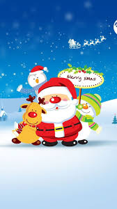 iPhone Christmas Wallpapers - Top Free ...
