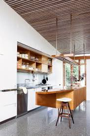 Ceiling Kitchen 17 Best Ideas About Timber Ceiling On Pinterest Ceiling Cladding