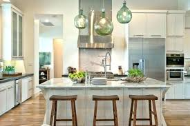 sublime glass pendant lights for kitchen island creative endearing large glass pendant lights kitchen island lighting
