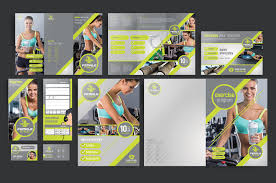 Gym Brochure Templates Brochure Gym Brochure Template 11