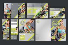 Gym Brochure Brochure Gym Brochure Template 10
