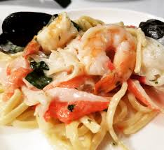 My Super easy & tasty Seafood Pasta ...
