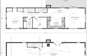 small house plans with basement. Fine Plans Floor Plans With Basement Garage Inspirational Tiny House  Beautiful Small For L