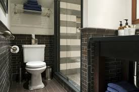Boy's Bathroom Design