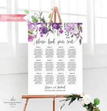 128 Best The Prettiest Seating Charts Images In 2019