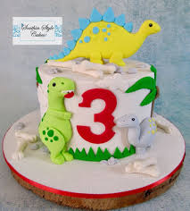 Dinosaur Birthday Cakes For Kids Popsugar Family
