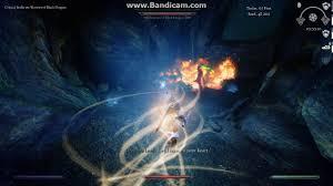 Skyrim - Colorful Magic : Warrior of Black Dragon solo - YouTube