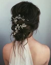 wedding hair vine bridal hair vine wedding headpiece wedding crown rustic wedding crystal hair vine