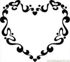 13bf33e5ad8f49a33b294019c525cc68 stencil patterns heart designs spirals stencil swirls scrolls stencils pattern template templates on spiral pattern template