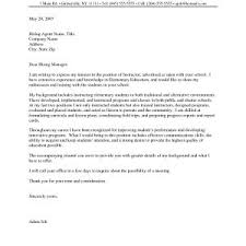 cover letters for teachers cover letter samples for a job fresh resume outline free cover