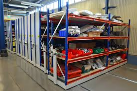 roller racking for heavy duty storage