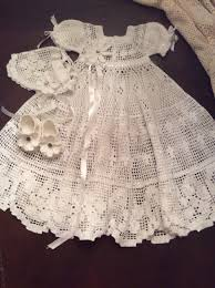 Free Crochet Christening Gown Patterns Cool Decorating Ideas