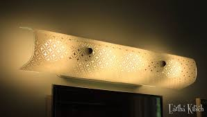 antique bathroom lighting. Great Vintage Bathroom Light Fixtures Installing A New In Moms 1950s Time Capsule Condo Antique Lighting F