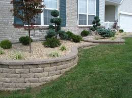 Front Yard Retaining Wall Designs Front Yard Retaining Walls Landscaping Landscaping