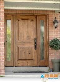 wood front doorsOur Best Selling Front Door Entrance Unit Model 186  this 6 lite
