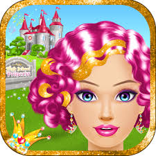 amazon high princess salon spa makeup and dress up games for s app for android