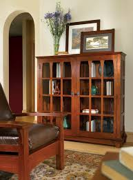 modern mission style furniture. Stickley Gus Commemorative Bookcase Craftsman Bookcases Cabinets And Computer Armoires Modern Mission Style Furniture