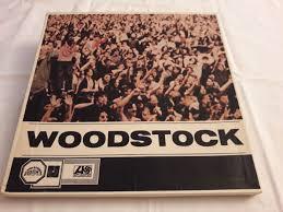 Various Artists/Bands in Rock - <b>Multiple artists</b> - <b>Woodstock</b> 3 LP ...