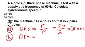 synchronous sd calculation