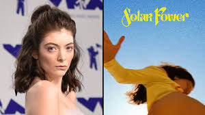 Maybe you would like to learn more about one of these? Lorde Fans Are Being Suspended On Social Media For Sharing Her Solar Power Art Popbuzz