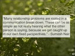 Relationship Problem Quotes