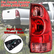 2008 Toyota Tacoma Brake Light Bulb Us 34 41 36 Off Tail Light Brake Lamp Fog Lights Car Accessories For Toyota Tacoma Pickup 2005 2006 2007 2008 2009 2010 2011 2012 2015 In Car Light