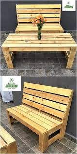 Classic Ideas for Pallet Wood Recycling. Pallet Outdoor FurnitureWooden ...