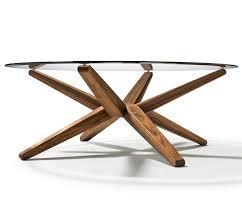 13 incredible glass top coffee table designs homesthetics 10