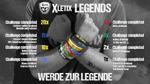 Legends Werde Zur Legende Xletixcom
