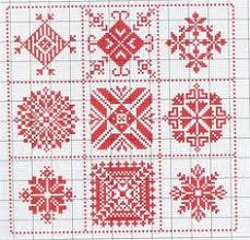 Stitching Patterns Interesting 48 Best Christmas Cross Stitch Patterns Images On Pinterest Cross