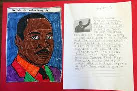 images suburban students remember martin luther king jr  an essay on martin luther king jr by second grader archan sriselvakumar 7